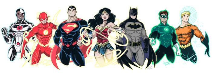 Justice League - Big 7