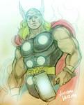 Classic Thor sketch