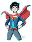 Superboy Rebirth