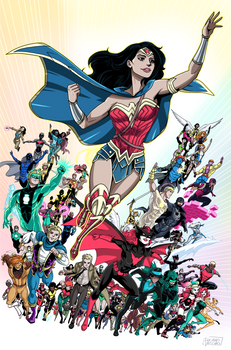 Love Is Love in the DCU by LucianoVecchio