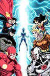 Justice League Joultz