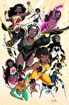 Black Superheroines