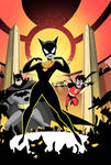B and R Adventures Catwoman's Purrfect Plot