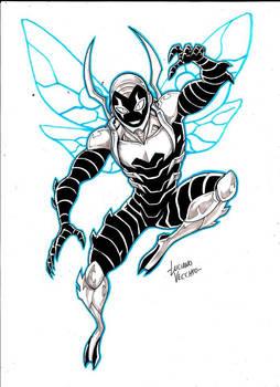Blue Beetle Commission