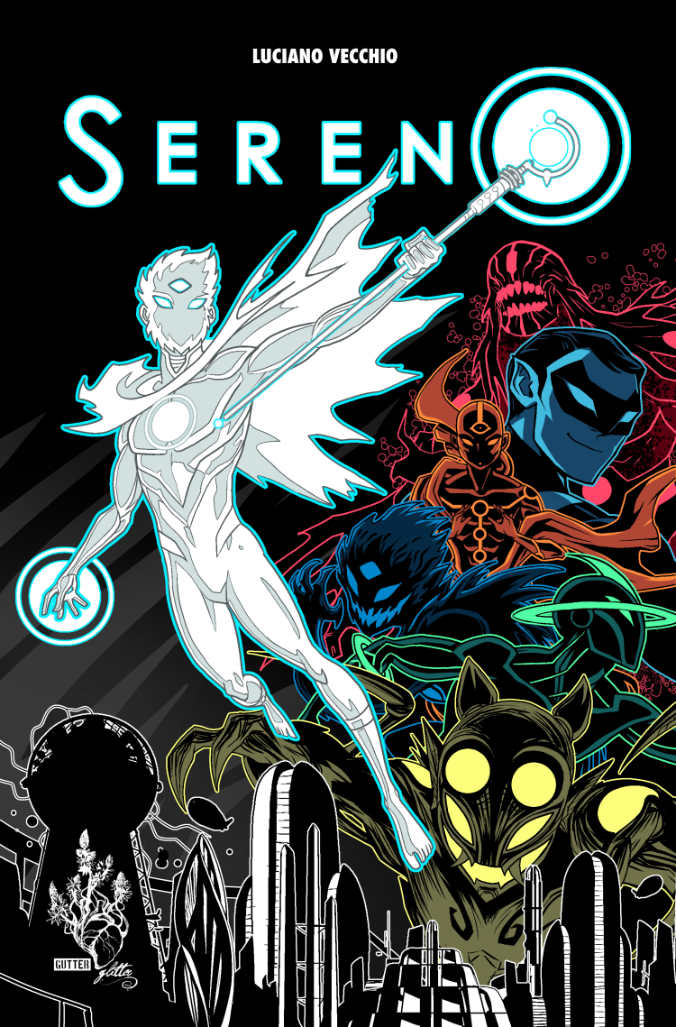 SERENO Second Print Cover