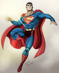 Superman back to classic