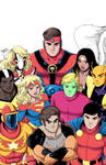 Legion Of Super Heroes Pre Crisis
