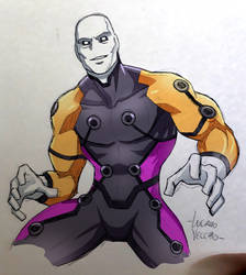 YJ Metamorpho by LucianoVecchio