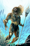 Aquaman Honolulu Comic Con Exclusive