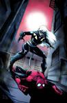 Black Cat vs SpiderMan