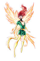 Phoenix Commission by LucianoVecchio