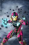 IRONHEART 1 Variant Cover