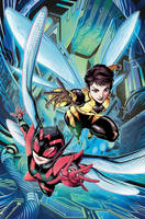 Unstoppable Wasp 2 Variant Cover