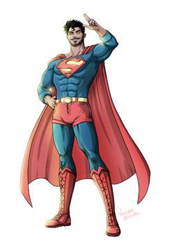 Superman Reimagined Commission