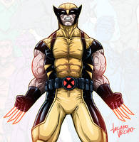 Wolverine by LucianoVecchio
