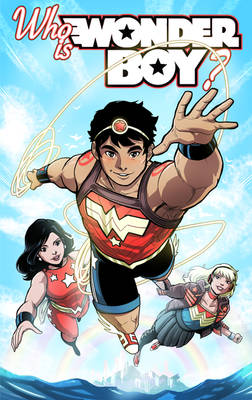 Who Is Wonder Boy