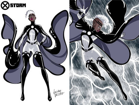 Storm Redesign