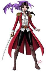 Red Queen Kate Pryde
