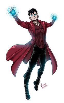 Scarlet Wiccan