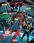 CHAMPIONS 6 Preview by LucianoVecchio