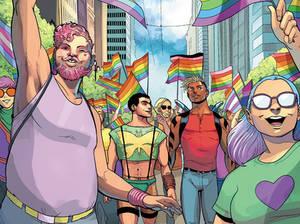 DC Pride Sneak Peak