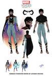 SOMNUS character sheet