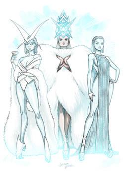 Hellfire Gala Emma Frost