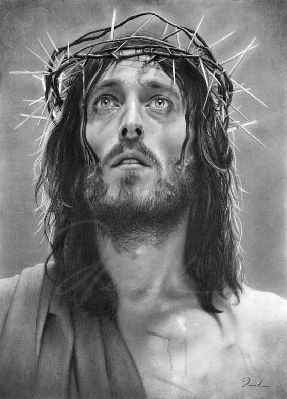Jesus of Nazareth by shimoda7 on DeviantArt  Jesus of Nazare...