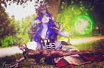 Druid Tier 6 cosplay (World of Warcraft)