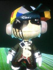 My sackboy by narofox1