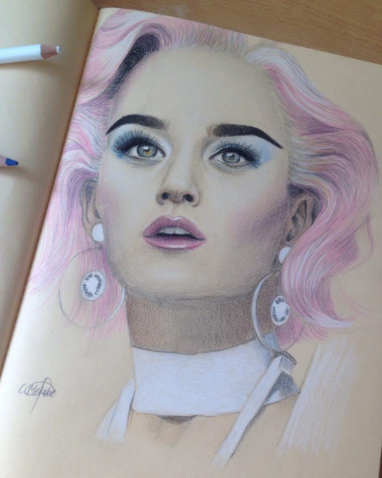 Katy Perry by DutchCow