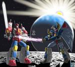 Starsaber VS Dezsaras