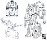 Autobot Trapout by rattrap587