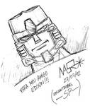 BW Megatron Sketch