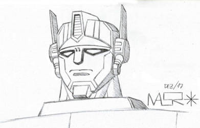 Animated Prime Sketch by rattrap587
