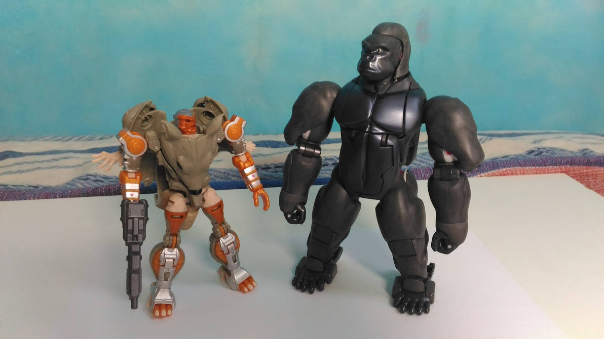 Primal and Rattrap19 - 2 by rattrap587
