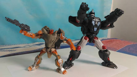 Primal and Rattrap 19 - 3 by rattrap587