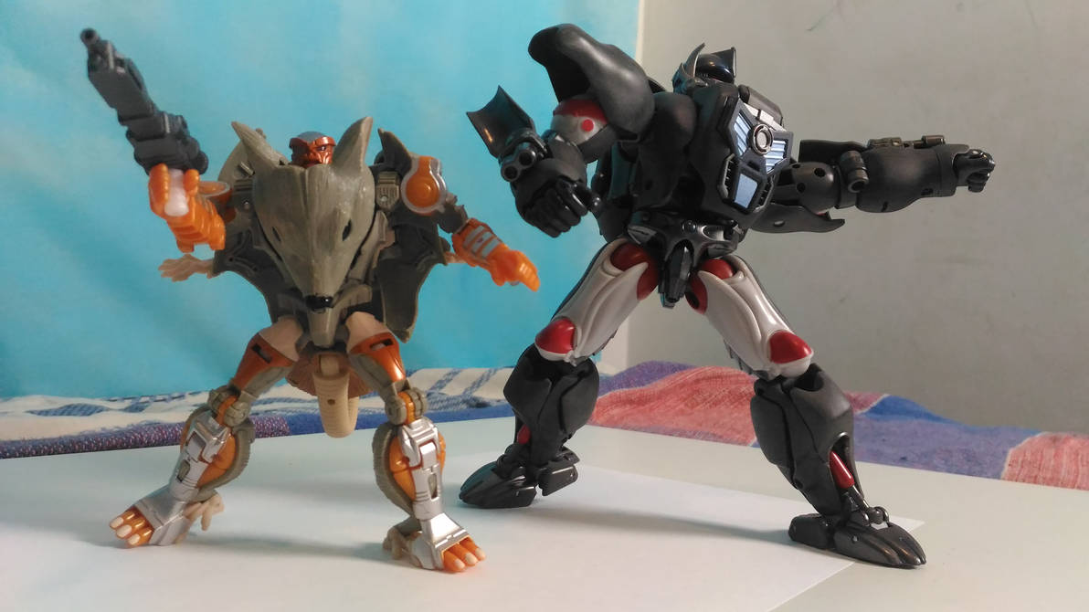 Primal and Rattrap 19 - 4 by rattrap587