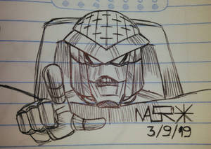 TM Rattrap Quick Sketch