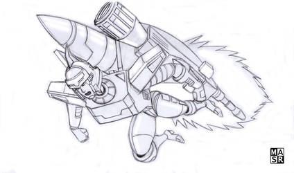 Tempest Sketch 1