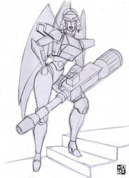 Tempest Sketch 2
