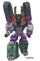 Armada Megatron by rattrap587