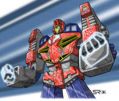 Energon Wingsaber by rattrap587