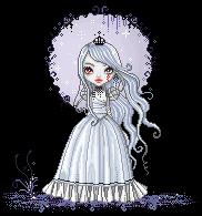 La dame Blanche by Mercedes1000