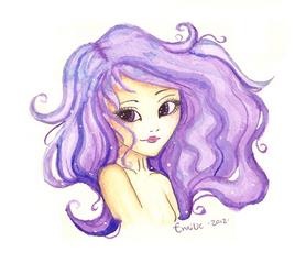 Violet by Mercedes1000