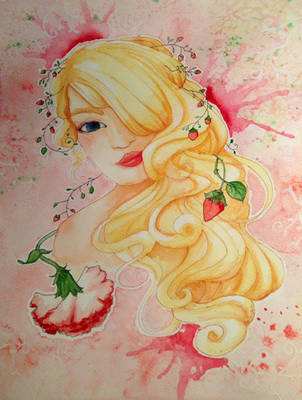 Rose by Mercedes1000