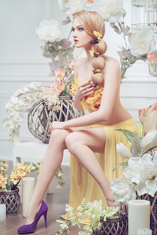 Belle Fleur by annieparfi