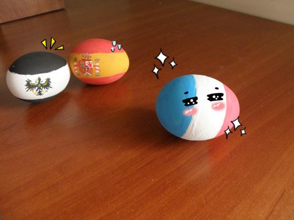 BTT - easter eggs ver. by Nanami666