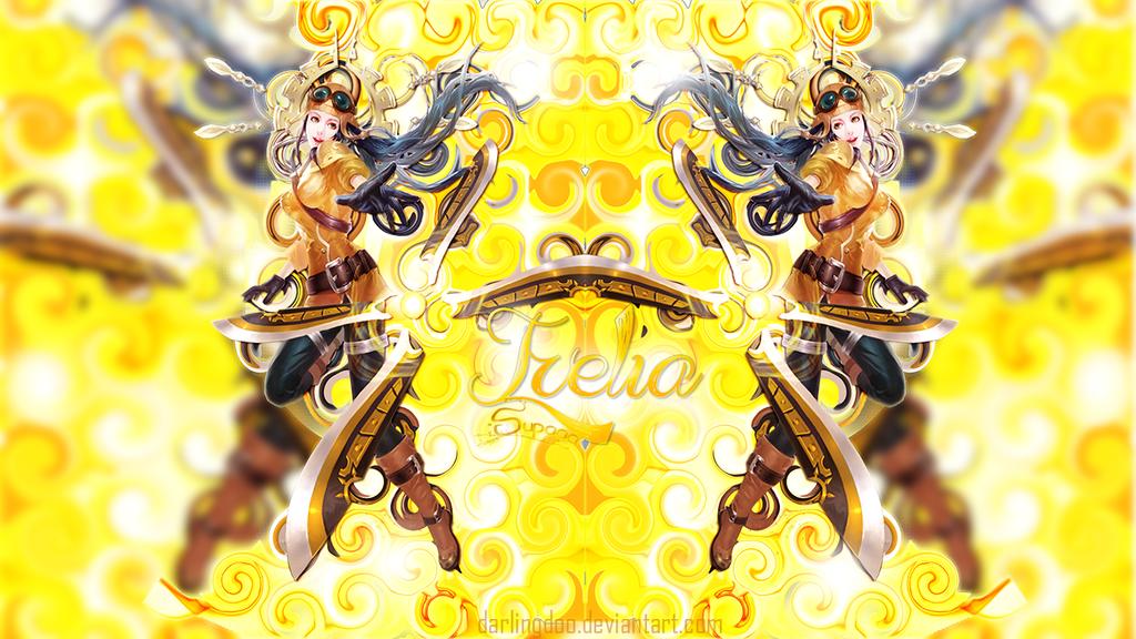 Aviator Irelia - League Of Legends by DarlingDoo
