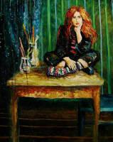in workstudio by Rynija
